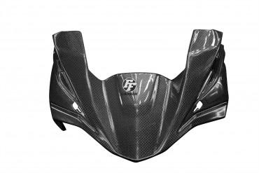 Carbon Frontverkleidung über Schweinwerfer für Kawasaki Z650