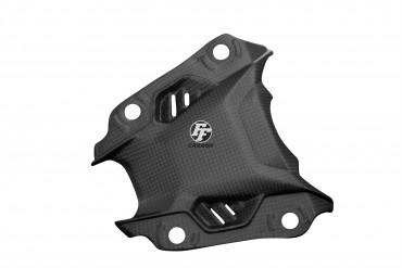 Carbon Frontverkleidung über Scheinwerfer für Yamaha MT-07 100% Carbon Leinwand Matt 100% Carbon | Leinwand | Matt