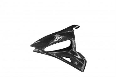 Carbon Frontverkleidung unter Windschutz für Kawasaki Ninja 650