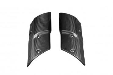 Carbon Gabelverkleidung für Kawasaki Z1000 2010-2013 Carbon+Fiberglas Köper Glossy Carbon+Fiberglas | Köper | Glossy
