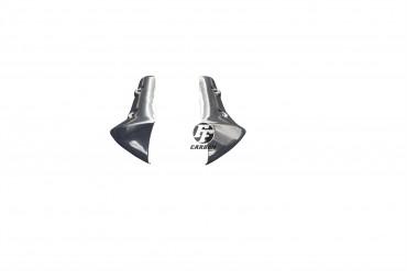 Carbon Gabelverkleidung für Triumph Tiger 800 XR/XRX