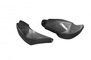 Carbon Handgriff Verkleidung für Ducati Multistrada 620