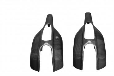 Carbon Handschützer für Ducati Hypermotard 796 / 1100