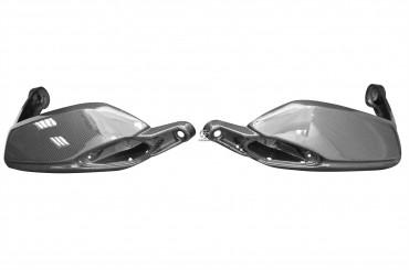 Carbon Handschützer für Ducati Hyperstrada / Hypermotard 821 2013-2015