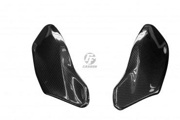 Carbon Handschützer für Ducati Multistrada 1200 2015-2017 / 1200S Touring / 1260 2018- Carbon+Fiberglas Leinwand Glossy Carbon+Fiberglas | Leinwand | Glossy