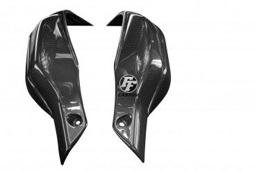 Carbon Handschützer für Honda CRF 1000 L Africa Twin