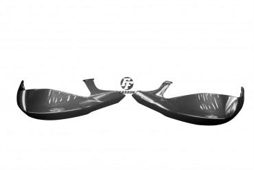 Carbon Handschützer für Aprilia Dorsoduro SMV 750 Carbon+Fiberglas Köper Glossy Carbon+Fiberglas | Köper | Glossy