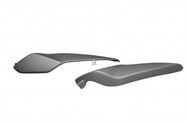 Carbon Heck Seitenverkleidung für BMW K1300R