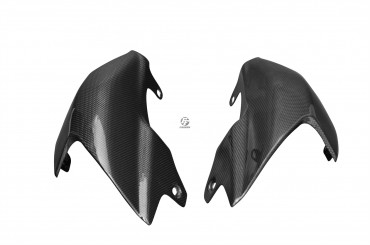 Carbon Heck Seitenverkleidung für Ducati Hypermotard 796 / 1100