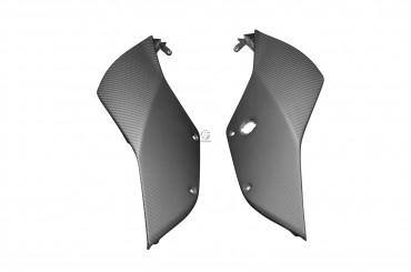 Carbon Heck Seitenverkleidung für Ducati Panigale 899 / 1199
