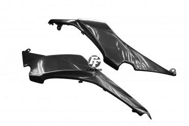 Carbon Heck Seitenverkleidung für Kawasaki Ninja 650
