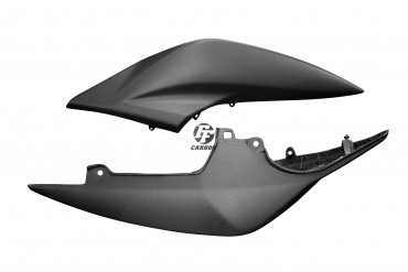 Carbon Heck Seitenverkleidung für Kawasaki Z750R / Z1000 2007-2009
