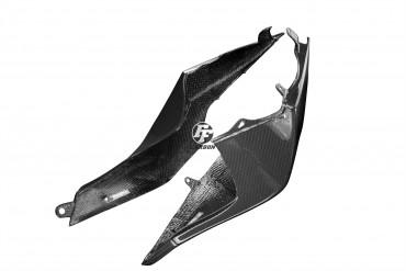Carbon Heck Seitenverkleidung für Kawasaki ZX-10R 2010