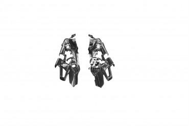 Carbon Heck Seitenverkleidung für Triumph Tiger 800 XC/XR