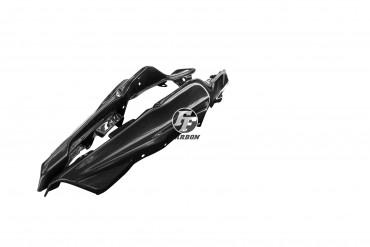 Carbon Heck Seitenverkleidung für Yamaha MT-07 2018-