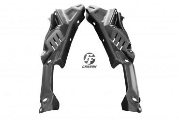 Carbon Heck Seitenverkleidung für Yamaha MT-10