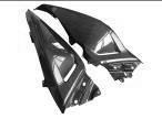 Carbon Heck Seitenverkleidung für Yamaha Tmax 530