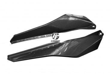 Carbon Heck Seitenverkleidung Oben für KTM 1290 Super Adventure 2014-