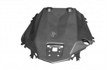 Carbon Heck Unterverkleidung für Kawasaki Z1000 2014-2018