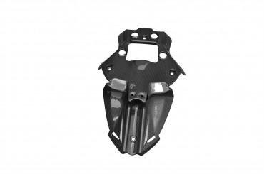 Carbon Heck Unterverkleidung für MV Agusta Brutale 800 Dragster Carbon+Fiberglas Leinwand Glossy Carbon+Fiberglas | Leinwand | Glossy