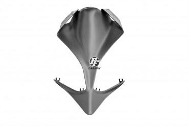 Carbon Heck Unterverkleidung ohne Ausschnitte für Ducati Panigale 899 / 1199