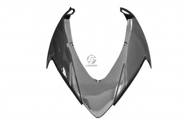 Carbon Heckverkleidung für Aprilia Dorsoduro SMV 750 100% Carbon Leinwand Glossy 100% Carbon | Leinwand | Glossy