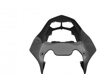 Carbon Heckverkleidung für Yamaha FZ8 Carbon+Fiberglas Köper Glossy Carbon+Fiberglas | Köper | Glossy