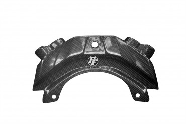 Carbon Heckverkleidung für Yamaha MT-10 Carbon+Fiberglas Leinwand Matt Carbon+Fiberglas | Leinwand | Matt