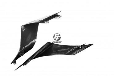 Carbon Heck Seitenverkleidung Innenteil für Yamaha YZF-R6 2017-