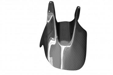 Carbon hinteres Schutzblech für Ducati 1098 / 1198 / 848 Carbon+Fiberglas Köper Glossy Carbon+Fiberglas | Köper | Glossy