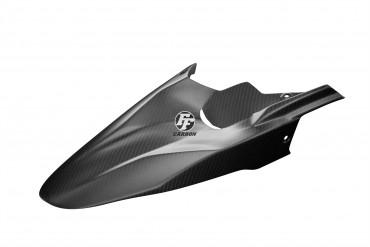 Carbon hinteres Schutzblech für Ducati Multistrada 1200 2015- Carbon+Fiberglas Köper Matt Carbon+Fiberglas | Köper | Matt