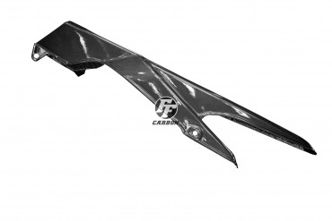 Carbon hinteres Schutzblech mit Kettenschutz für Honda CBR 650 F / CB 650 F 2014-
