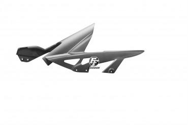 Carbon hinteres Schutzblech mit Kettenschutz für Kawasaki Z 1000 2010- 2013