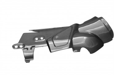 Carbon Hitzeschutz für Yamaha YZF-R1 2009-2014