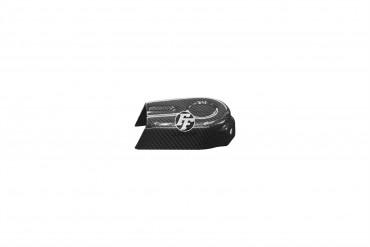 Carbon Spritzschutz Abgasklappe für BMW R1200GS 2013-2018 Carbon+Fiberglas Leinwand Glossy Carbon+Fiberglas | Leinwand | Glossy