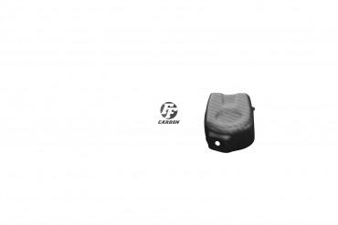 Carbon Spritzschutz Abgasklappe für BMW R1200GS 2013-2018