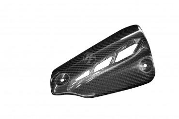 Carbon Hitzeschutz für Ducati Monster 821
