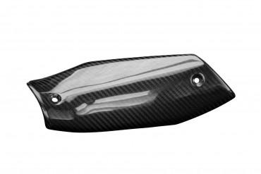 Carbon Hitzeschutz für KTM 690 SMC/R, Enduro, Rally