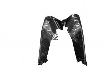 Carbon Innenverkleidung für Ducati Supersport 2017- 100% Carbon Köper Glossy 100% Carbon   Köper   Glossy