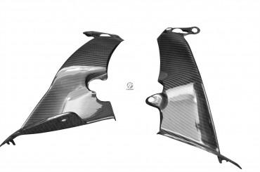 Carbon Innenverkleidung für Yamaha YZF-R1 2009-2014