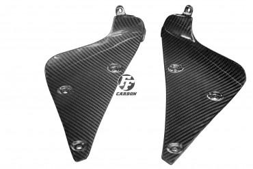 Carbon Innere Seitenverkleidung für Triumph Daytona 675 2006-2012