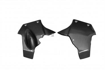 Carbon Instrumenten Abdeckung für MV Agusta F4 750 / 1000 / 1078 1999-2009