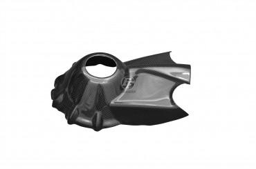 Carbon Kardanschutz für BMW R1200S / R1200R / R1200 GS 04-12 100% Carbon Leinwand Glossy 100% Carbon | Leinwand | Glossy
