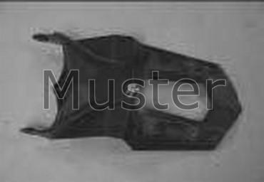 Carbon Kennzeichenhalter für KTM 1290 Super Adventure