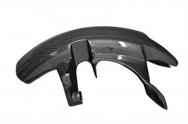 Carbon Kettenschutz Hinten für Ducati Multistrada 1200 / 1200S 2010-2014