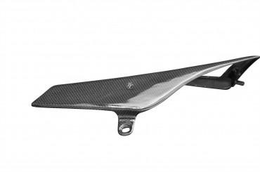 Carbon Kettenschutz Oben für MV Agusta Brutale 750 / 910 / 920 / 989R / 990 / 1078R / 1090 Carbon+Fiberglas Leinwand Glossy Carbon+Fiberglas | Leinwand | Glossy