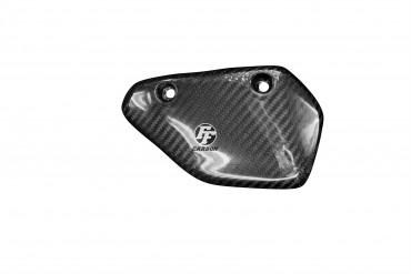 Carbon Kettenschutz für Ducati Hypermotard 796 / 1100 100% Carbon Köper Glossy 100% Carbon | Köper | Glossy