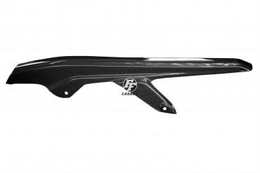 Carbon Kettenschutz für Honda CBR /CB 650F 2014-