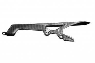 Carbon Kettenschutz für KTM 1290 Super Adventure 2014-