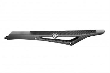 Carbon Kettenschutz für KTM Duke 790 100% Carbon Köper Matt 100% Carbon | Köper | Matt